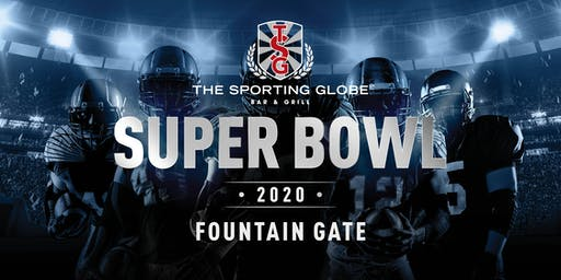 NFL Super Bowl 2020 - Fountain Gate