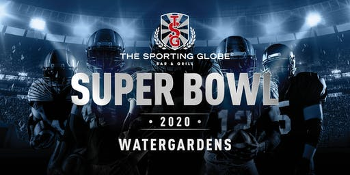 NFL Super Bowl 2020 - Watergardens