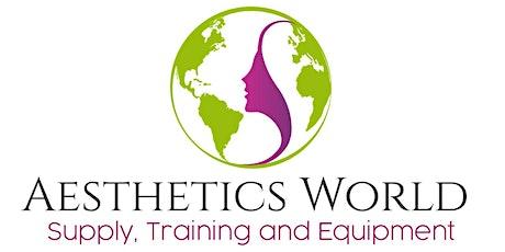 Workshop de Estetica Avanzada, Maquillaje Permanente Y Extension de Pestañas tickets