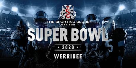 NFL Super Bowl 2020 - Werribee tickets