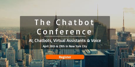 Chatbot Conference 2020 tickets