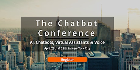 Chatbot Conference 2020: Chatbots, Voice Skills &  AI Conference tickets
