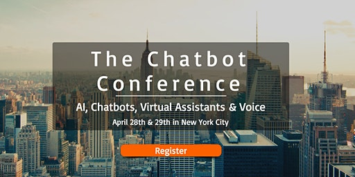Chatbot Conference 2020: Chatbots, Voice Skills &  AI Conference