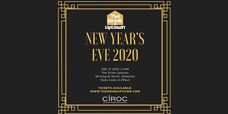 NYE 2020 At The Drink Uptown tickets