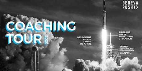 Coaching Tour - Sydney tickets