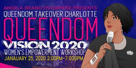 The Queendom TakeOver Charlotte 2020 tickets