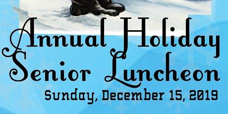 Annual Brisbane Lions Club Holiday Senior Luncheon tickets