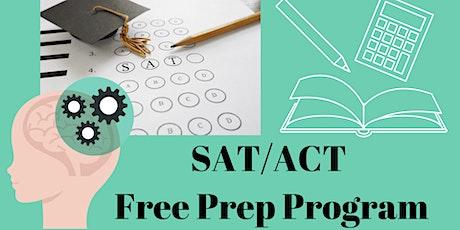 SAT/ACT Prep Program tickets