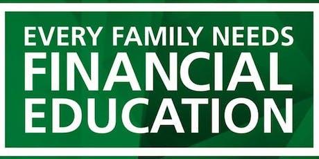 Financial Literacy Education tickets