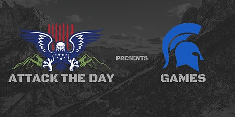 The Spartan Games- Presented by Attack The Day Events and FitCulture tickets