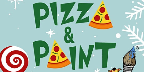 Kids Pizza and Paint Holiday Party tickets