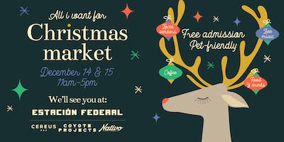 All i want for Christmas Market (Vendors)