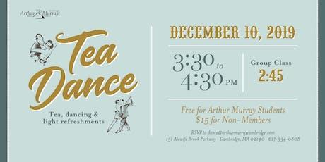 Tea Dance! tickets