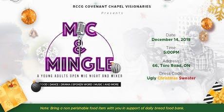 Mic & Mingle tickets
