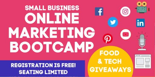 Online Marketing Bootcamp for Small Business Owners