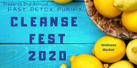 Cleanse Fest 2020 - 2nd Annual tickets