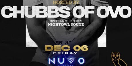 Nuvo Grand Opening Party // Friday December 6th | Hosted By OVO tickets