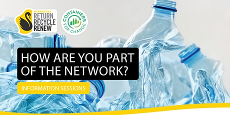 Containers for Change Information Session #2 - Beverage Industry tickets