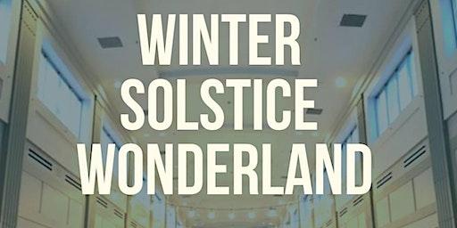 Winter Solstice Wonderland - 108 Sun Salutations