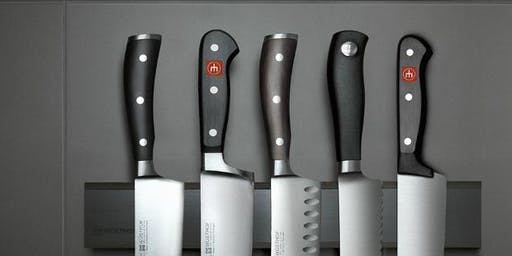 Knife Skills with Chef Clay
