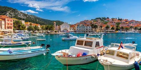 Sail Croatia Group Experience Info Night Mackay tickets