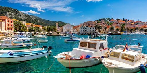 Sail Croatia Group Experience Info Night Mackay