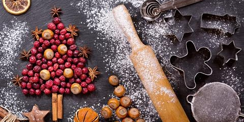 Holiday Baking - Kids Cooking Class