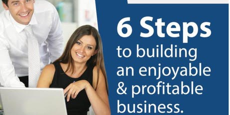 6 Steps to Better Business tickets