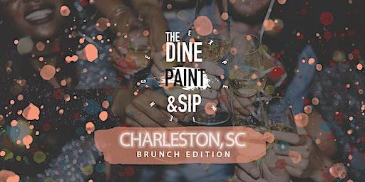THE DINE PAINT & SIP -  BRUNCH (Charleston)