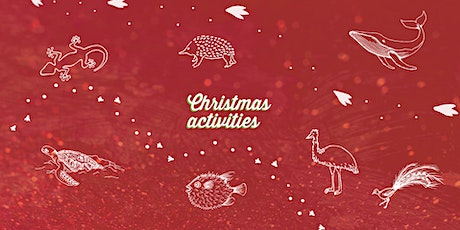 Christmas Party -  Christmas Activity - Gin Gin Library tickets
