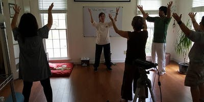 Qigong Instructor Certification Level 1