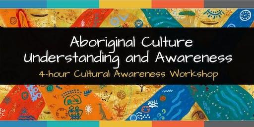 Aboriginal Cultural Awareness and Understanding Workshop