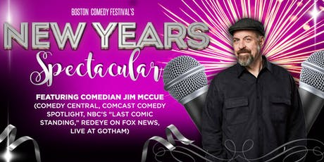 Boston Comedy Festival's New Years Eve Spectacular tickets