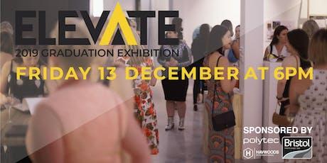 ELEVATE | Graduation Exhibition 2019 tickets