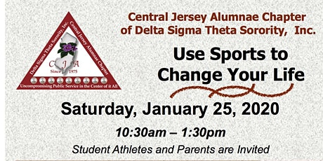 Use Sports to Change Your Life, College Preparatory Workshop 2020 tickets