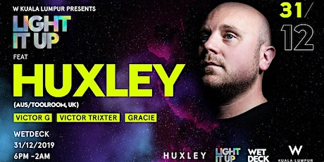 Light It Up: New Year's Eve ft Huxley tickets