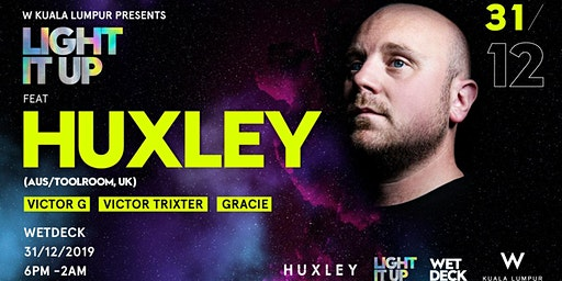 Light It Up: New Year's Eve ft Huxley