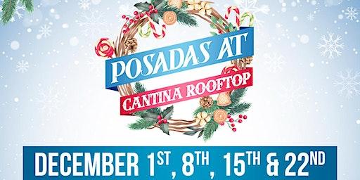 Posadas at  Cantina Rooftop