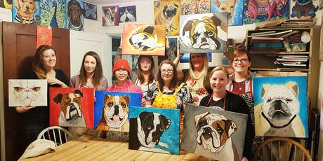 Paint Your Pet December! tickets