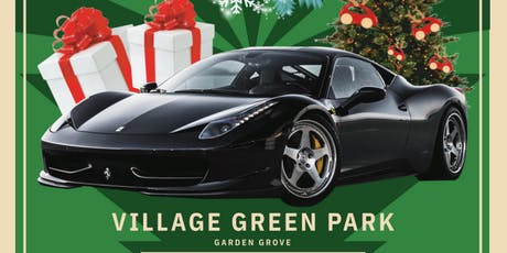 OC Drive 4th Annual Winter Toy Drive - Partnership w/City of Garden Grove tickets