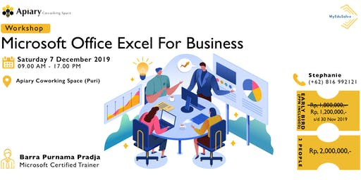 Microsoft Office Excel for Business