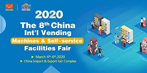 Guangzhou Int' l Vending Machines and Self-service Facilities Fair (VMF)