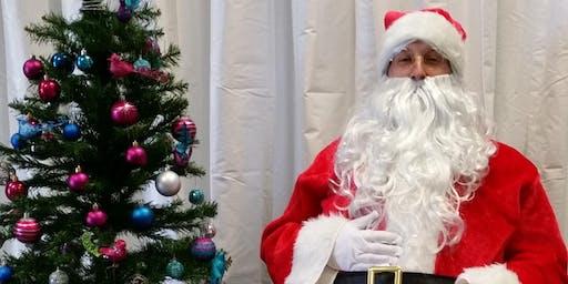 Sensory-friendly Santa