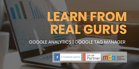Google Analytics & Google Tag Manager Training Programme tickets