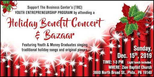 Holiday Benefit Concert and Bazaar