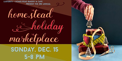 Home.stead Holiday Marketplace