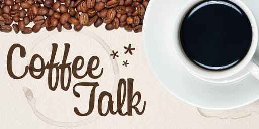 A Very Special Coffee Talk: Let's Celebrate Together