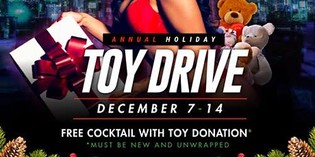 Annual Holiday Toy Drive tickets