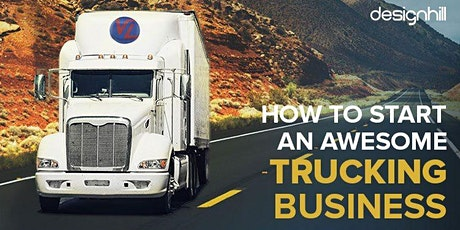 How To Start A Trucking Business and Grow it To Success tickets