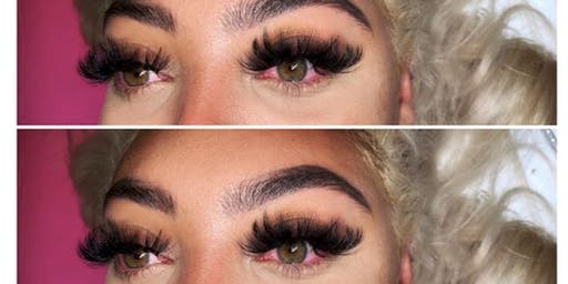 2 iN 1 LASH TRAINING - CLASSIC & VOLUME